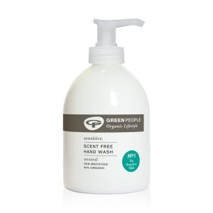 Green People Neutral Scent Free Hand Wash - 300ml