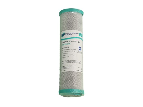 Under Sink Replacement 5 Micron Carbon Filter