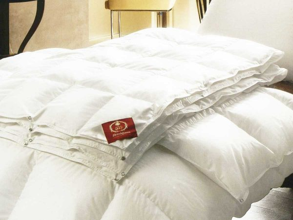 All Seasons European White Goose Down Duvet 12.5 Tog