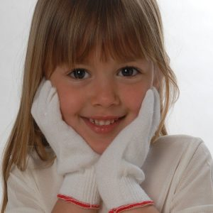 DermaSilk Child's Gloves