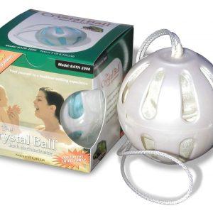 Rainshowr Crystal Ball Bath Dechlorinator boxed
