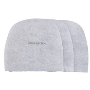 Ebac Amazon Replacement Carbon Filters - 3pk