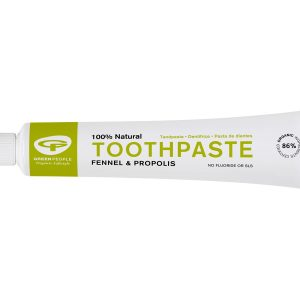 Green People Fennel Fluoride free Toothpaste - 50ml