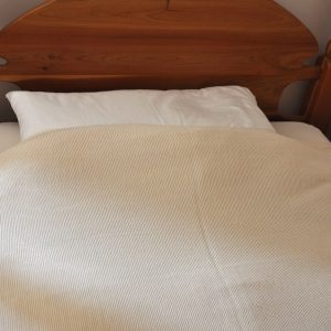 Organic Cotton Fine Knitted Blanket