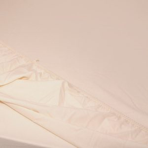 Organic Cotton Flannelette Fitted Sheet