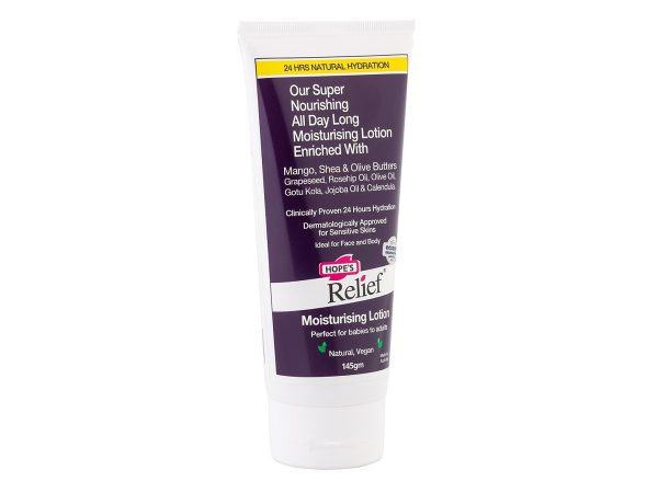 Hope's Relief Moisturising Lotion - 145g