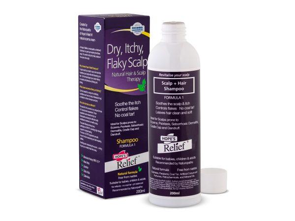 Hope's Relief Shampoo - 200ml