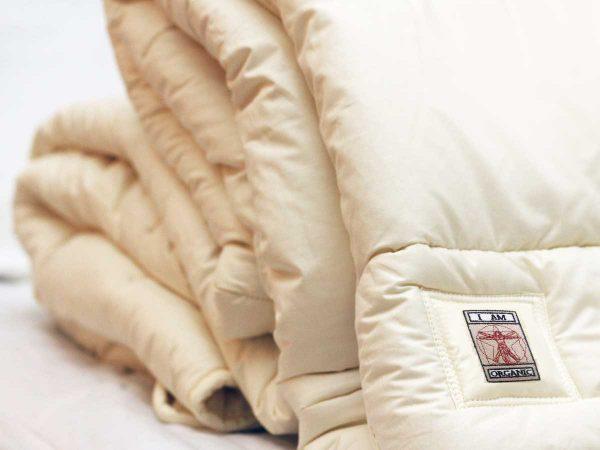 I AM Organic Wool Light Duvet