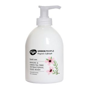 Green People Manuka and Lemon Tea Tree Antibacterial Hand Wash