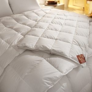 The Crystal Goose Down Duvet 4 Tog