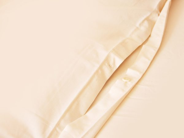 Organic Cotton Flannelette Pillow Cases (2 pack)-0
