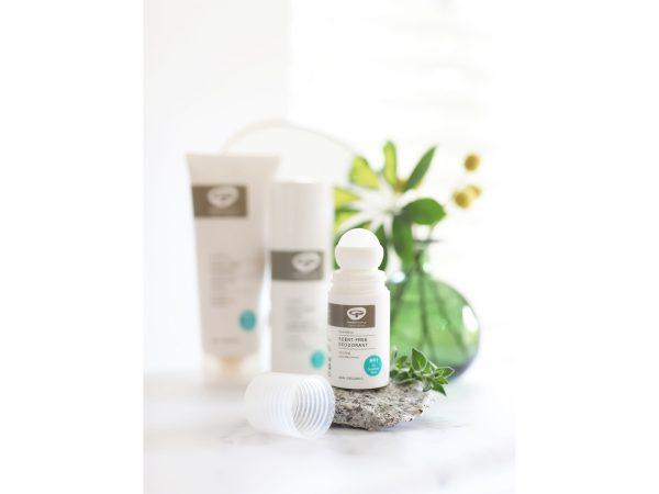 Green People Neutral Scent Free Sensitive Organic Deodorant - 75ml