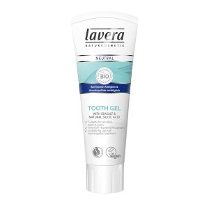 Lavera Neutral Fluoride Free Tooth Gel - 75ml