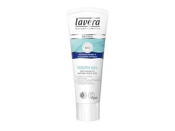 Lavera Neutral Fluoride Free Tooth Gel - 75ml