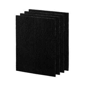 Fellowes AeraMax Large Carbon Filter - 4 pack