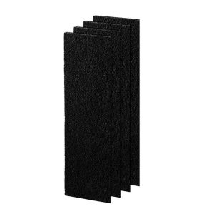 Fellowes AeraMax replacement small carbon filters (4 pack)