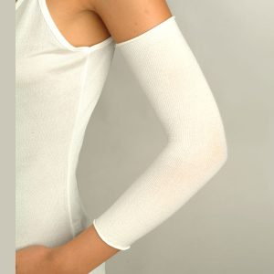 DermaSilk Knitted Silk Tubular Sleeve for elbows and knees