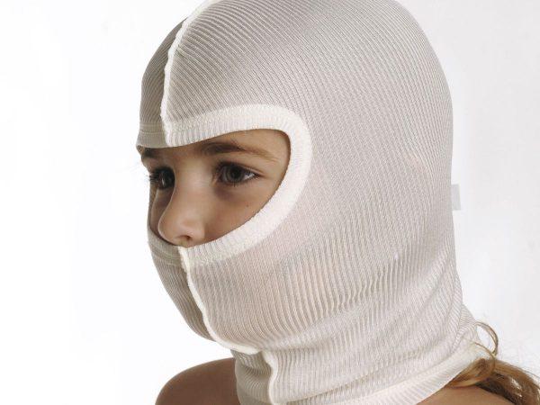 DermaSilk Infant or Child Facial Mask
