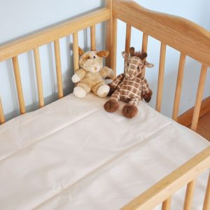 Cotton Dust Mite Proof Cot-Bed Mattress Case