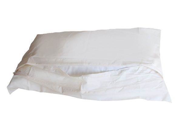 Cotton Pillow Case Unizipped