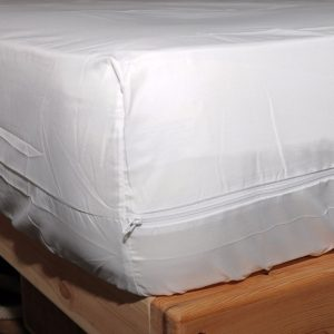Polyester Microfibre Dust Mite Proof Mattress Case
