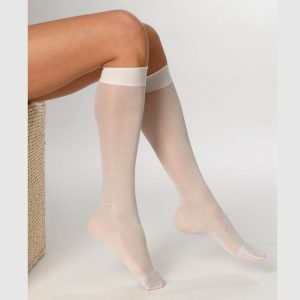 DermaSilk Ladies' Knee Length Undersocks