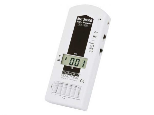 Low Frequency EMF Analyser