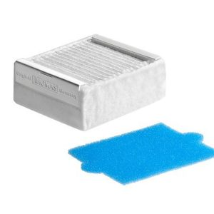 Spare Hygiene Filter Set for Thomas Vacuums
