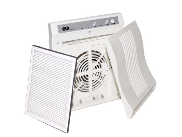 Ela AP282 UV HEPA Air Purifier with HEPA Filter