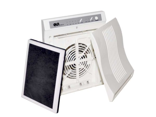 Ela AP282 UV HEPA Air Purifier with Carbon Filter