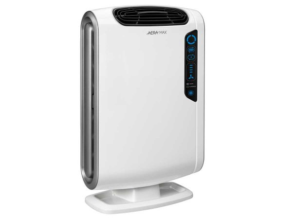 Fellowes® AeraMax DX55 Air Purifier side view