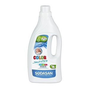 Sodasan Color Sensitive Laundry Liquid