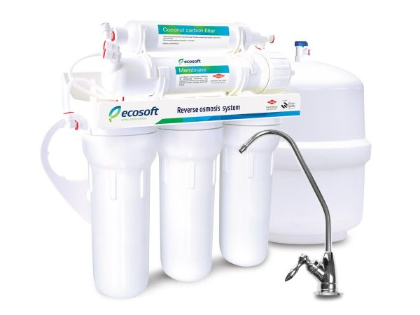Ecosoft Reverse Osmosis Water Filter System