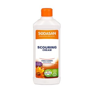 Sodasan Scouring Cream Gentle Cleaning Without Scratches