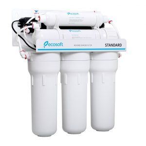 Ecosoft 5 Stage Reverse Osmosis