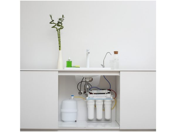 Ecosoft 5 Stage situated under sink