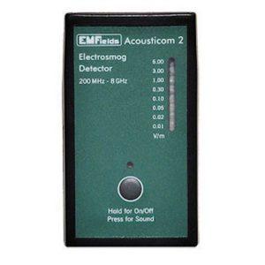 Acousticom 2 EMF Meter