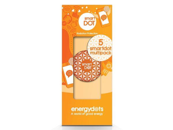 smartDOT EMF Harmoniser 5 Pack-0
