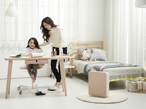 Winix Zero N bedroom