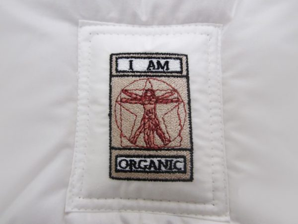 I AM Organic Wool Winter Duvet logo