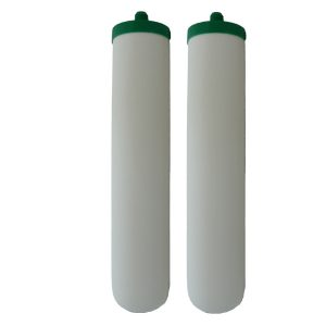 "7"" CeraPlus Filter for Gravity Water Purifier 2 pack"