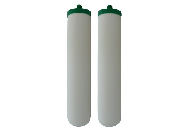 """7"""" CeraPlus Filter for Gravity Water Purifier 2 pack"""