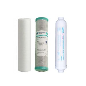 Replacement filter set