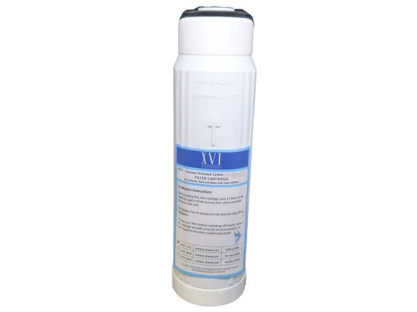 Granulated Activated Carbon Filter