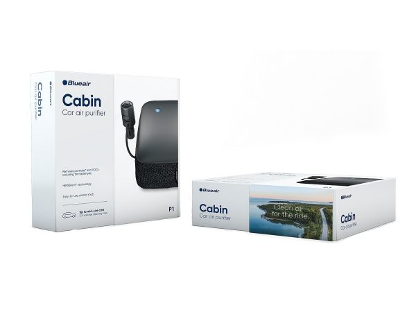Blueair Cabin P1 boxed