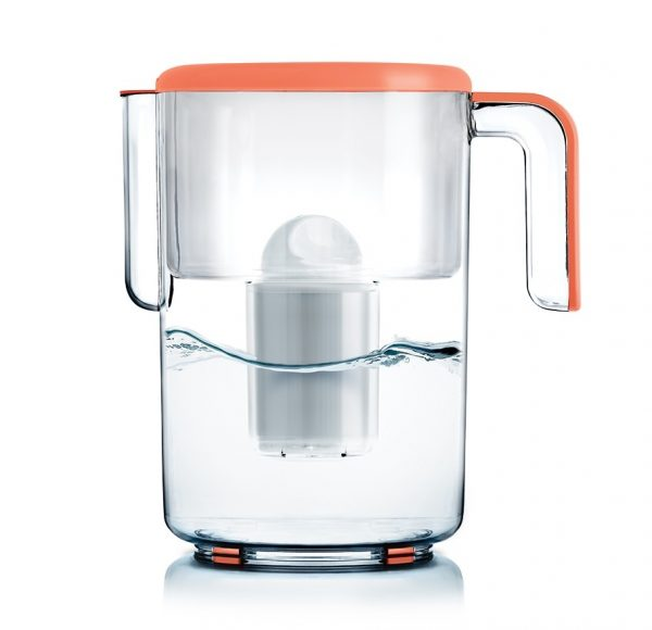 Ecosoft Dewberry Shape Filter Jug
