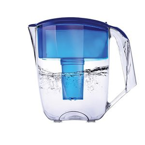 Ecosoft Maxima Pitcher Filter Jug - Ocean Blue