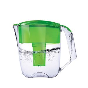 Ecosoft Maxima Pitcher Filter Jug - Green