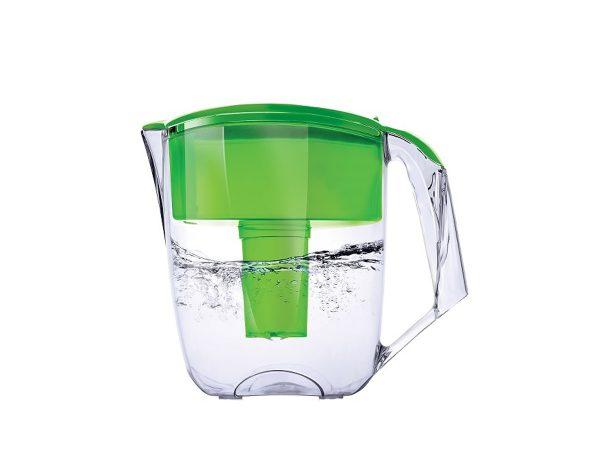 Ecosoft Maxima Pitcher Filter Jug - Green