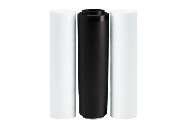 Replacement filter 1-2-3 unwrapped